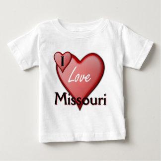 Amo Missouri Playeras