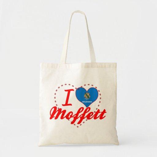 Amo Moffett, Oklahoma Bolsa Tela Barata