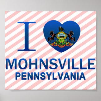 Amo Mohnsville, PA Impresiones