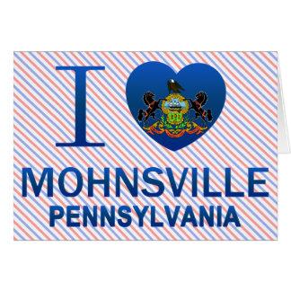 Amo Mohnsville, PA Tarjeton