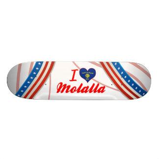Amo Molalla Oregon Tabla De Skate