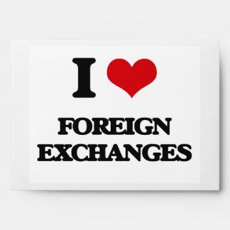 AMO monedas extranjeras