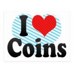 Amo monedas postal