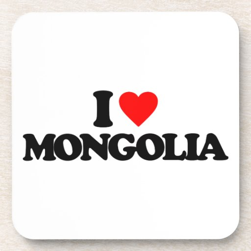 AMO MONGOLIA POSAVASOS