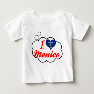 Amo Monico, Wisconsin Tee Shirts