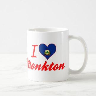 Amo Monkton, Vermont Taza Clásica