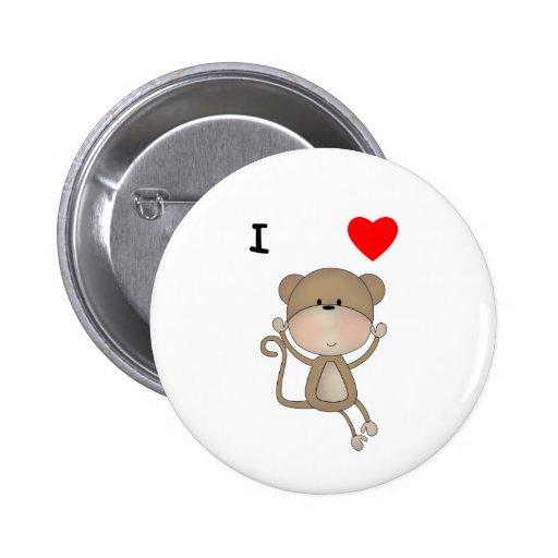 Amo monos pin