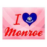 Amo Monroe, Luisiana