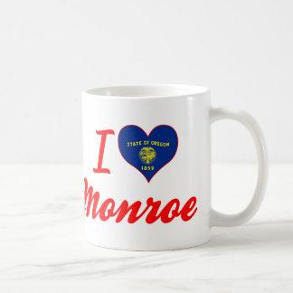 Amo Monroe, Oregon Tazas