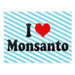 Amo Monsanto, Portugal Tarjetas Postales