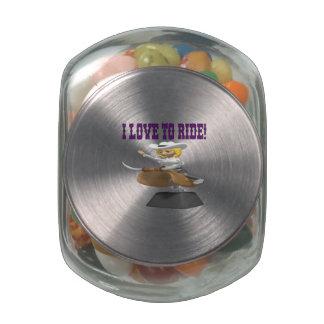 Amo montar jarrones de cristal