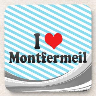 Amo Montfermeil, Francia Posavasos De Bebida
