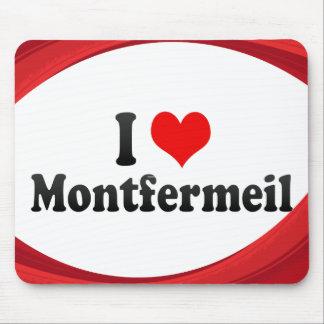 Amo Montfermeil, Francia Alfombrillas De Ratones