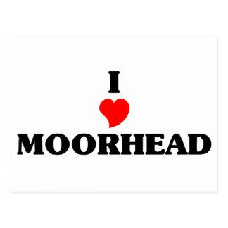 Amo Moorhead Postales