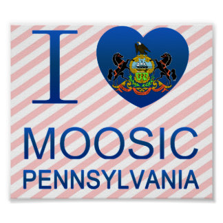 Amo Moosic, PA Posters