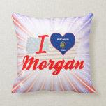 Amo Morgan, Wisconsin Cojines