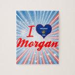Amo Morgan, Wisconsin Rompecabeza Con Fotos