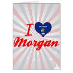 Amo Morgan, Wisconsin Tarjetón