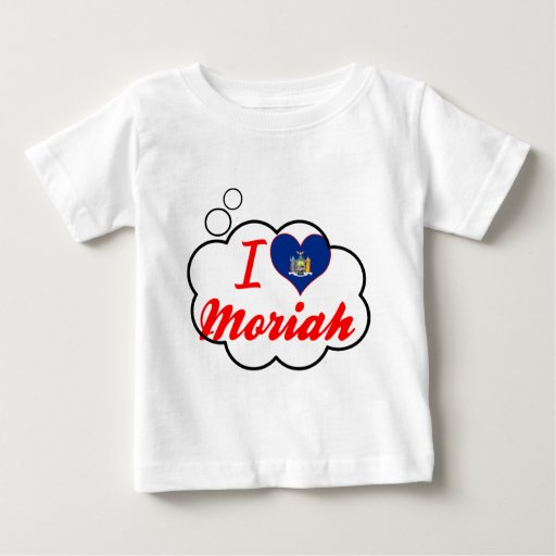 Amo Moriah, Nueva York T Shirt