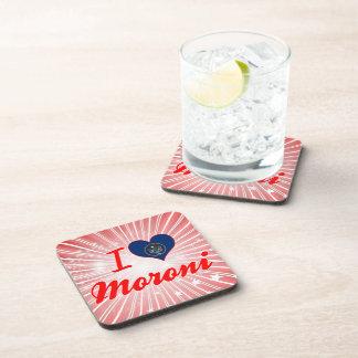 Amo Moroni, Utah Posavasos De Bebida