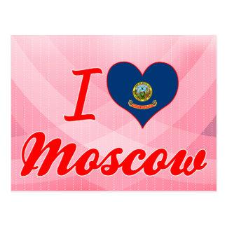 Amo Moscú, Idaho Postal