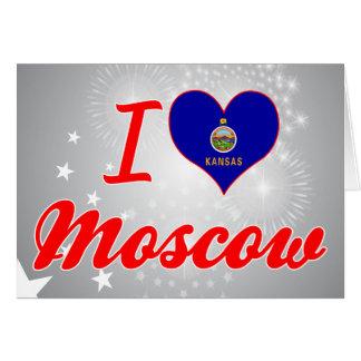 Amo Moscú, Kansas Felicitaciones