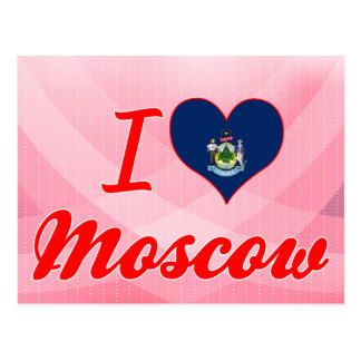Amo Moscú, Maine Postal