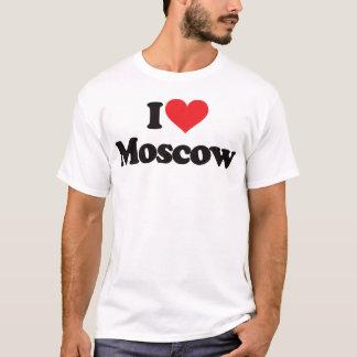 Amo Moscú Playera