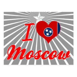 Amo Moscú, Tennessee Postal