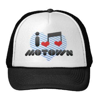Amo Motown Gorras