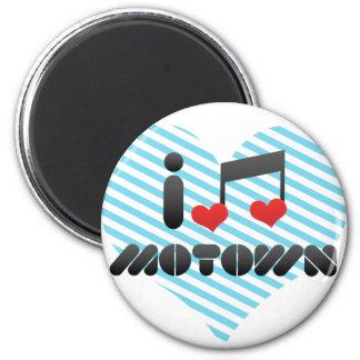 Amo Motown Imán Para Frigorifico