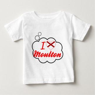 Amo Moulton, Alabama Camiseta