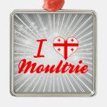Amo Moultrie, Georgia Ornatos