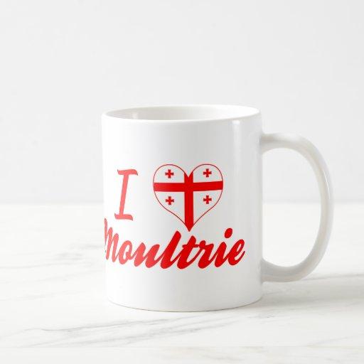 Amo Moultrie, Georgia Tazas De Café