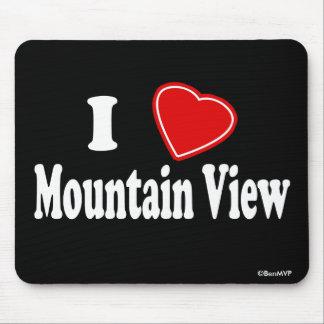 Amo Mountain View Tapetes De Raton
