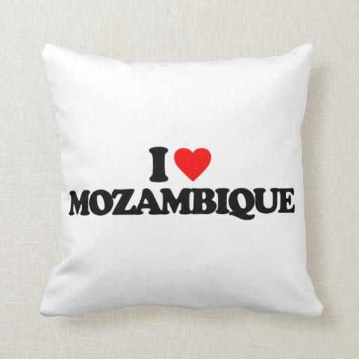 AMO MOZAMBIQUE ALMOHADA