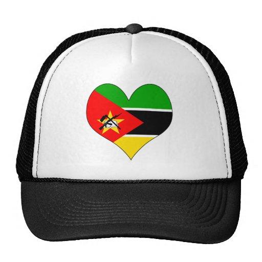 Amo Mozambique Gorro