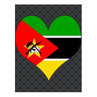 Amo Mozambique Tarjetas Postales