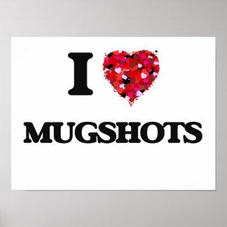 Amo Mugshots Póster