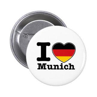 Amo Munich Pin