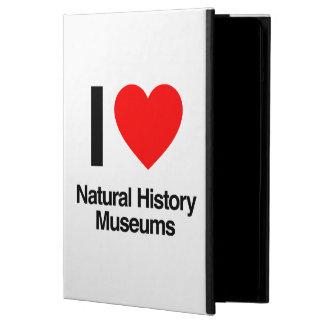amo museos de la historia natural