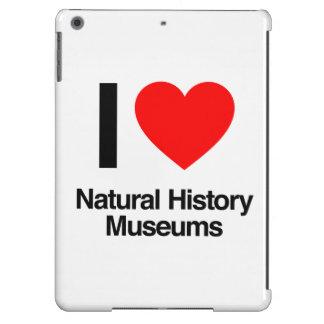 amo museos de la historia natural funda para iPad air