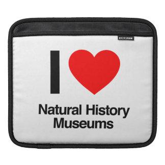 amo museos de la historia natural mangas de iPad