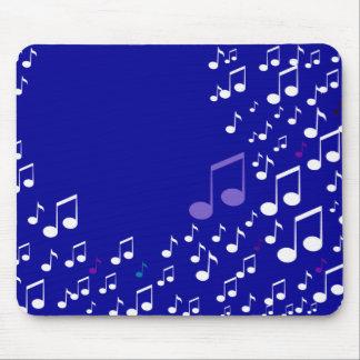 Amo Music_Mousepad_by Elenne Alfombrillas De Ratón