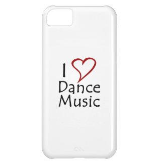 Amo música de danza funda para iPhone 5C