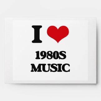 Amo MÚSICA de los años 80
