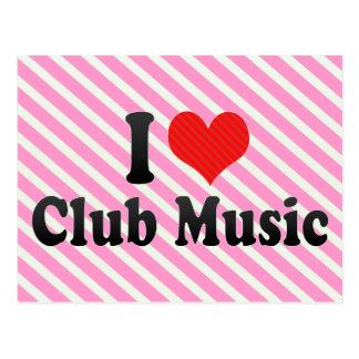 Amo música del club postal