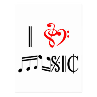 Amo música postal