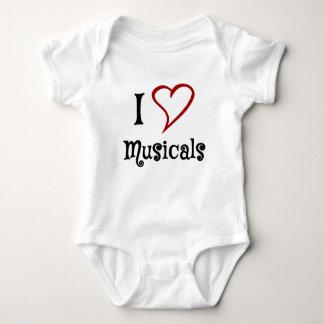 Amo Musicals Remera