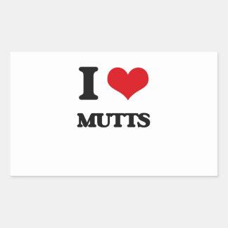 Amo Mutts Rectangular Altavoz